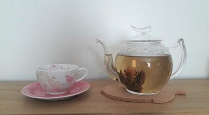 fleur de thé titre