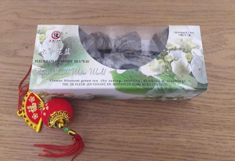 fleurs de thé epicerie asiat