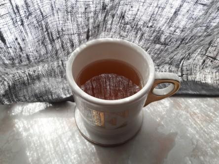 thé des sources chaud