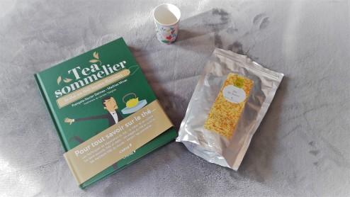 thé des sources + tea sommelier