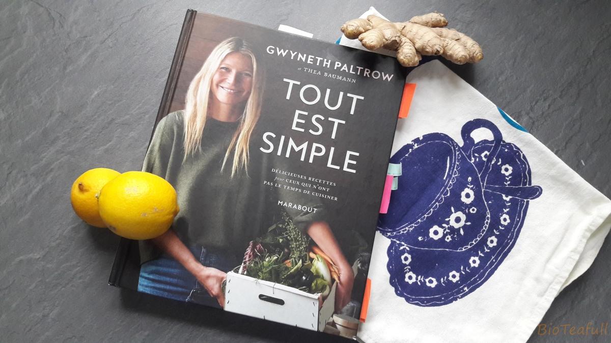 #4 ces livres qui nous font du bien / Tout est Simple Gwyneth Paltrow