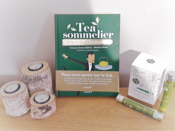 livre tea sommelier acc