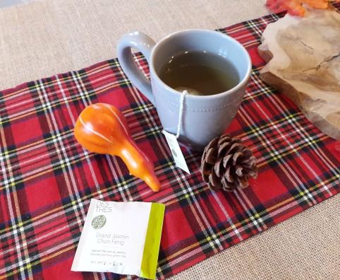 thé jasmin palais des thés chu feng