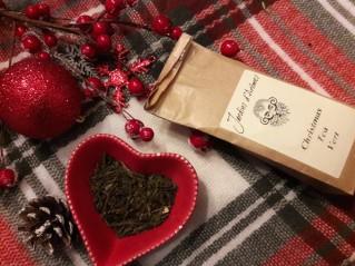 christmas thé vert