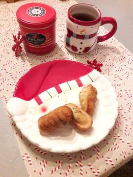 compagnie coloniale thé de noel thé time insta