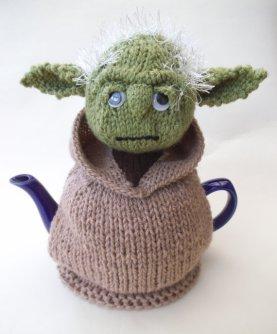 patron tea cosy