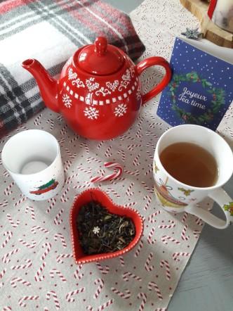 thé noel septième tasse