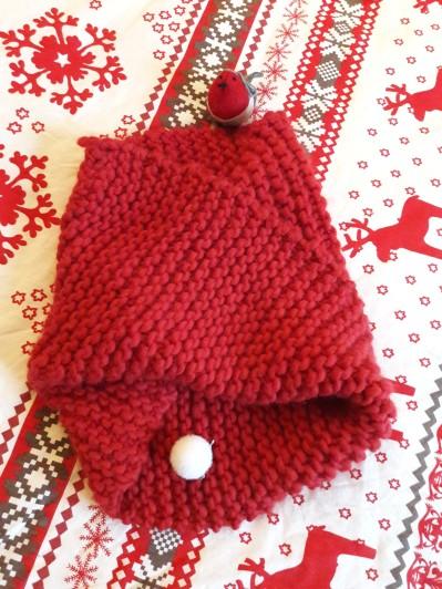 tour de cou laine 2