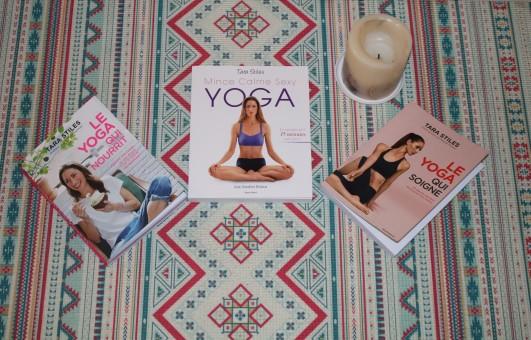 livres tara stiles yoga acceuil 1 & insta