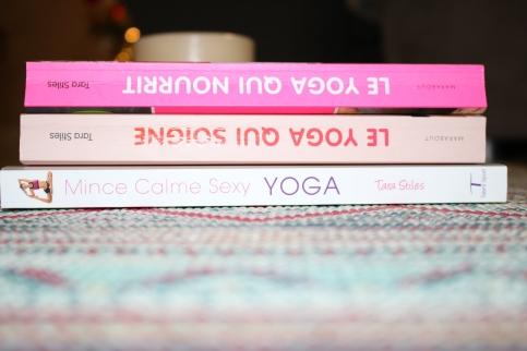 livres yoga tara stiles 2