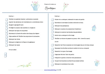 image printemps checklist bioteafullblog 2018 - copie 2