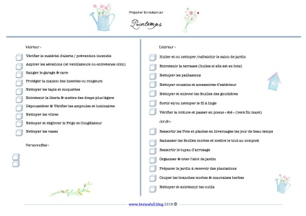 image printemps checklist bioteafullblog 2018 - copie 2