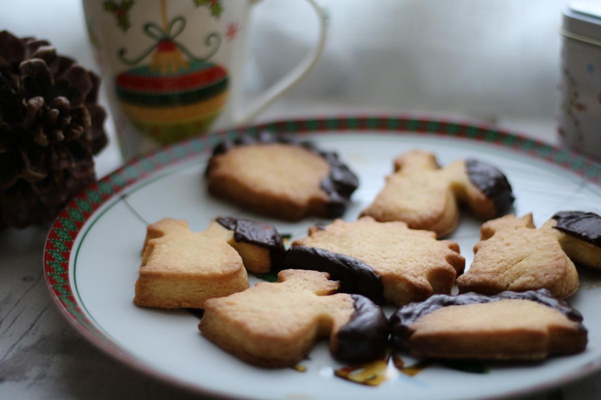 Recette de Biscuits sablés de Noel #2