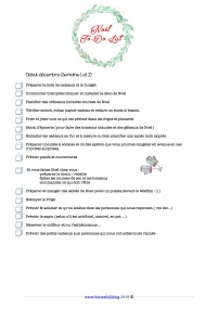 image liste preparer sa maison NOEL A4