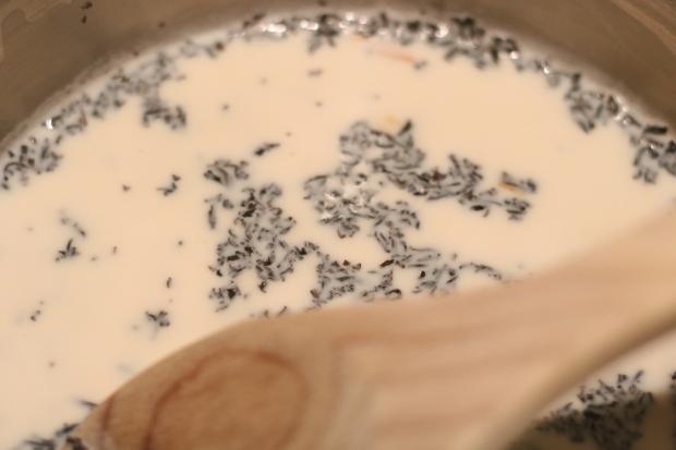 cake noel lait