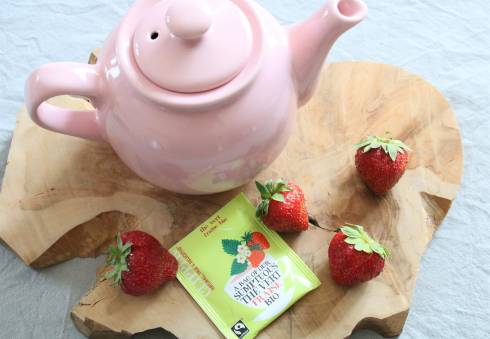 clipper fraise