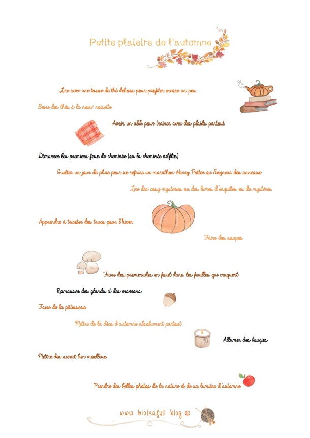 bucket list automne blog - copie